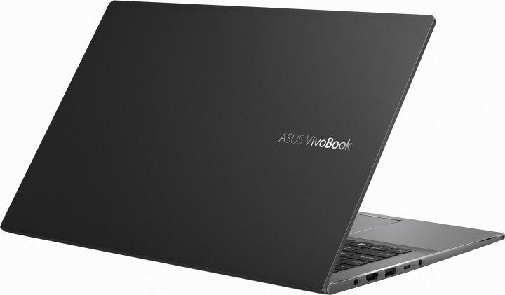 Ноутбук Asus VivoBook S S533EQ-BN147 (90NB0SE3-M02480) Indie Black - изображение 1
