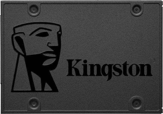 "Kingston SSDNow A400 480GB 2.5"" SATAIII 3D V-NAND (SA400S37/480G) - зображення 1"