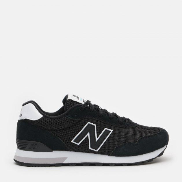 Кроссовки New Balance WL515RA3 35.5 (6) 23 см Черные (194768578472) - изображение 1