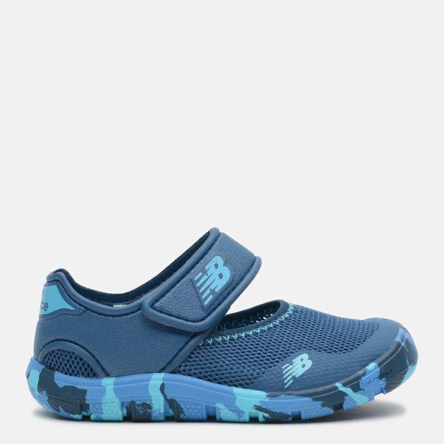 Сандалии детские New Balance IO208NV2 20.5 (5.5) 12 см Синие с голубым (194768873324) - изображение 1