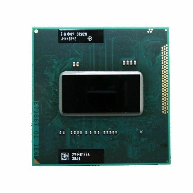 Процесор Intel Core i7-2670QM 2.20 GHz/6MB FCPGA988 SR02N - зображення 1