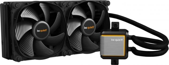 Система рідинного охолодження be quiet! Silent Loop 2 280 мм (BW011) - зображення 1