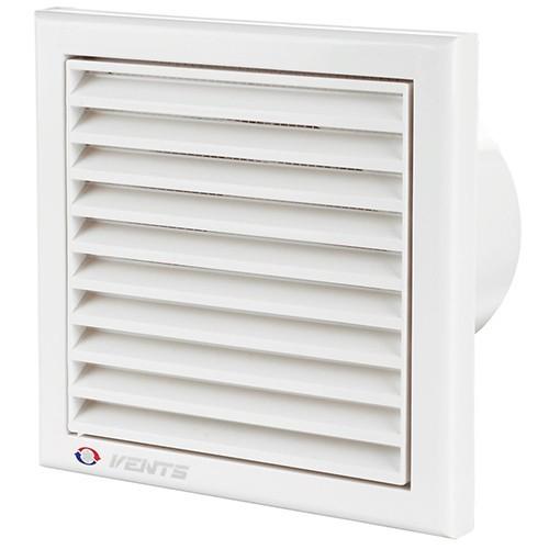 Бытовой вентилятор Вентс 125 К белый - изображение 1