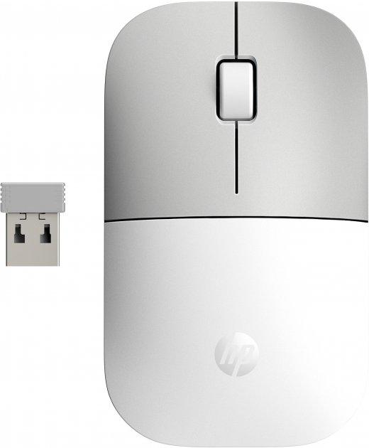 Мышь HP Z3700 Ceramic Wireless White (171D8AA) - изображение 1