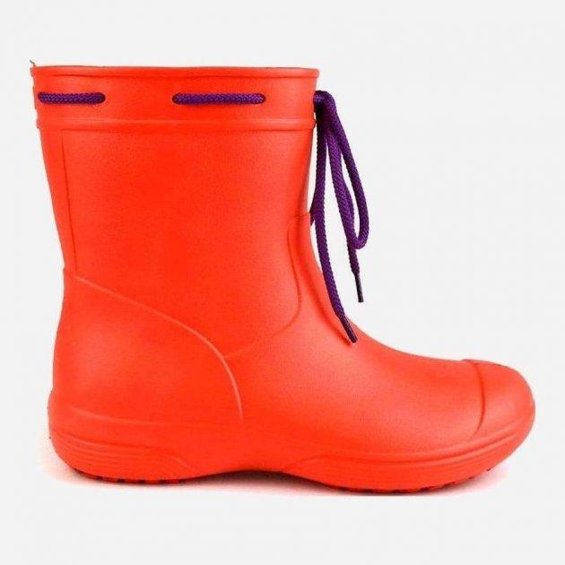 Гумові чоботи Jose Amorales 119220 37 (23.5 см) Червоні (2201192203707) - зображення 1