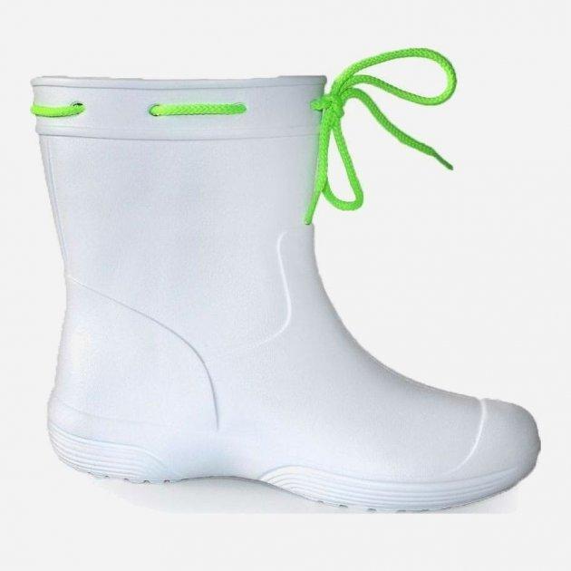 Резиновые сапоги Jose Amorales 119290 36 (23 см) Белые (2201192903607) - изображение 1