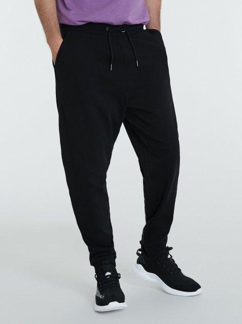 Спортивні штани Piazza Italia 39641-3 S Black (2039641001037) - зображення 1