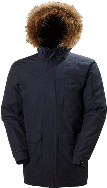 Куртка Helly Hansen Dubliner Parka 54403-597 XXL Navy (7040054878883) - изображение 1