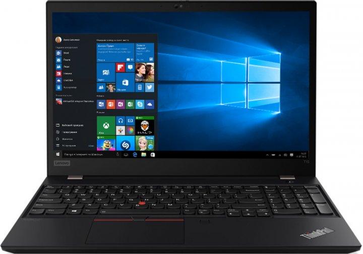 Ноутбук Lenovo ThinkPad T15 Gen 2 (20W4003XRA) Black - зображення 1
