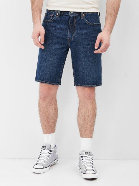 Шорти джинсові Levi's 405 Standard Short Dance Floor Short 39864-0022 29 (5400970120831) - зображення 1