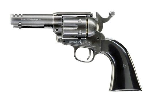 "Пістолет пневматичний Umarex Colt SAA .45-3.5"" custom shop edition BB (5.8341) - зображення 1"