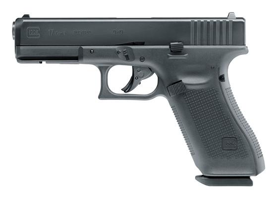 Пістолет пневматичний Umarex Glock 17 Gen5 (5.8369) - зображення 1