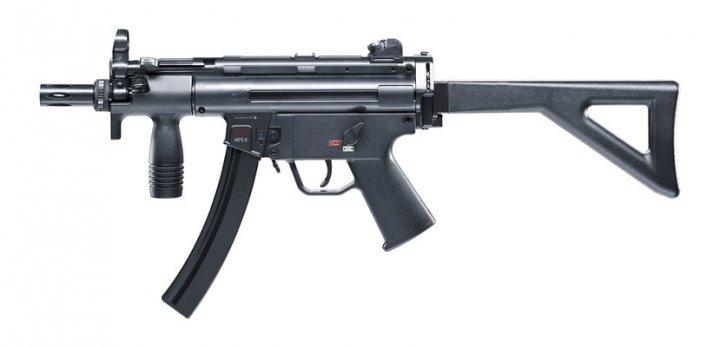 Пістолет пневматичний Umarex H&K MP5 K-PDW (5.8159) - зображення 1