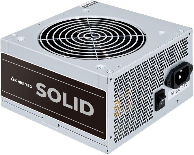 Chieftec Solid GPP-500S 500W - зображення 1