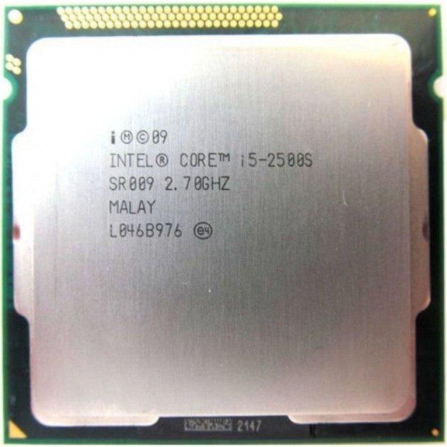 Процессор Intel Core i5-2500S 2.70GHz/6MB/5GT/s (SR009) s1155, tray - изображение 1