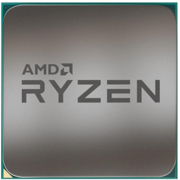 Процесор AMD Ryzen 5 3400G 3.7 GHz / 4 MB (YD340GC5FHMPK) sAM4 OEM - зображення 1