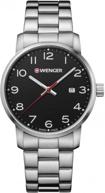 Мужские часы Wenger Avenue W01.1641.102 - изображение 1