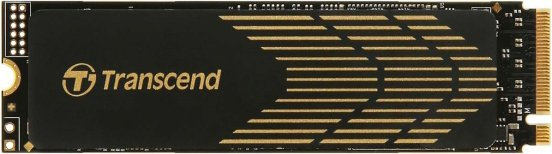 Transcend SSD 240S 500GB NVMe M.2 2280 PCIe 4.0 x4 3D NAND TLC (TS500GMTE240S) - зображення 1