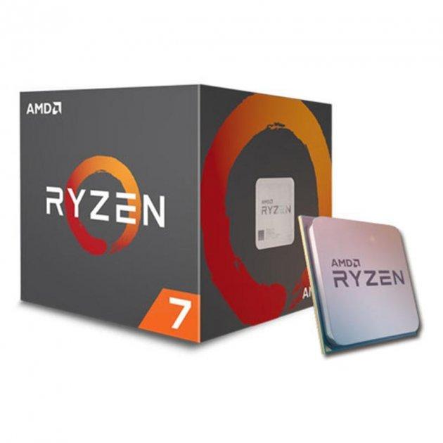 AMD Ryzen 7 1800X (3.6 GHz 16MB 95W AM4) Multipack (YD180XBCAEMPK) - зображення 1