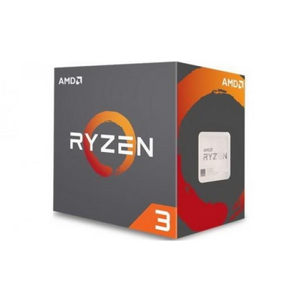 AMD Ryzen 3 1200 (3.1 GHz 8MB 65W AM4) Box (YD1200BBAFBOX) - зображення 1