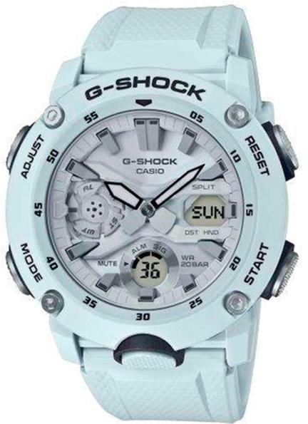 Мужские часы CASIO GA-2000S-7AER - изображение 1