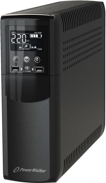 ДБЖ PowerWalker VI 1000 CSW (10121112) - зображення 1