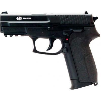 Пневматический пистолет SAS Pro 2022 (KM-47HN) - изображение 1