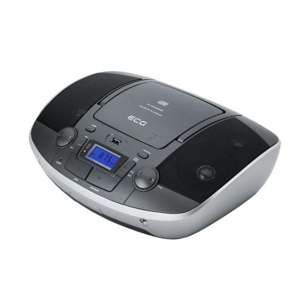 CD радіо програвач Titan Ecg CDR-1000-U - зображення 1