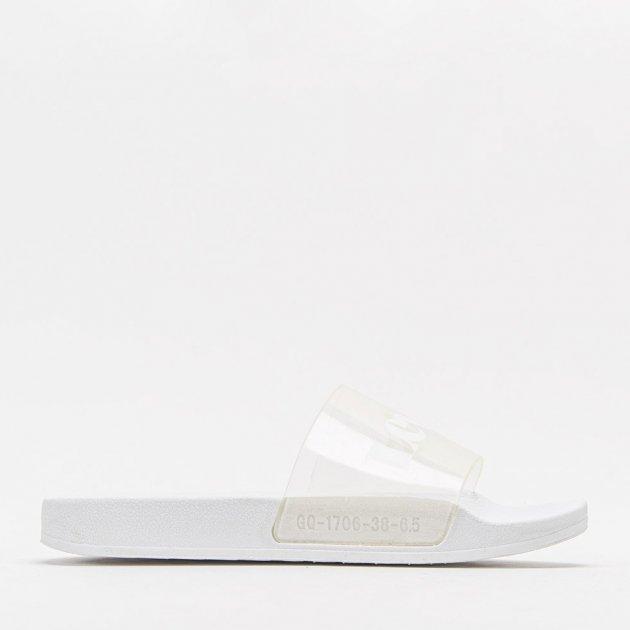 Шлепанцы Levi's JUNIe Mono S 233026-939-51 38 Regular White (7613417680623)