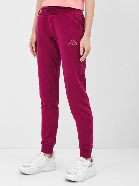 Спортивные штаны Kappa 107988-X3 48 Баклажановые (4670036622352) - изображение 1