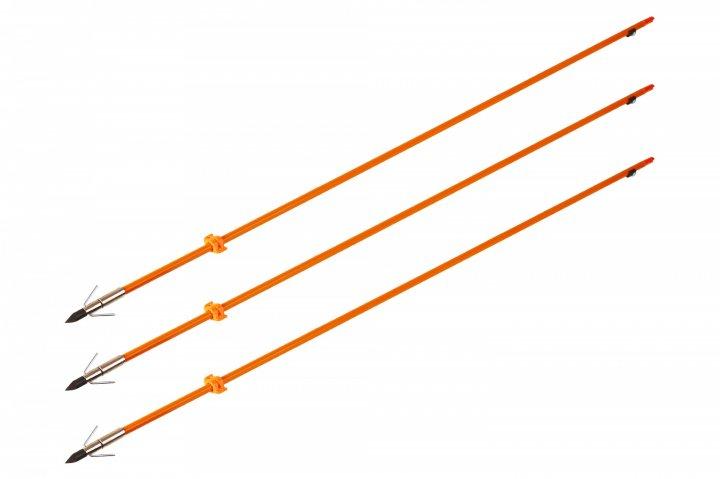 Стріли для боуфішингу Grand Way 3 шт. 6001FISHING - зображення 1