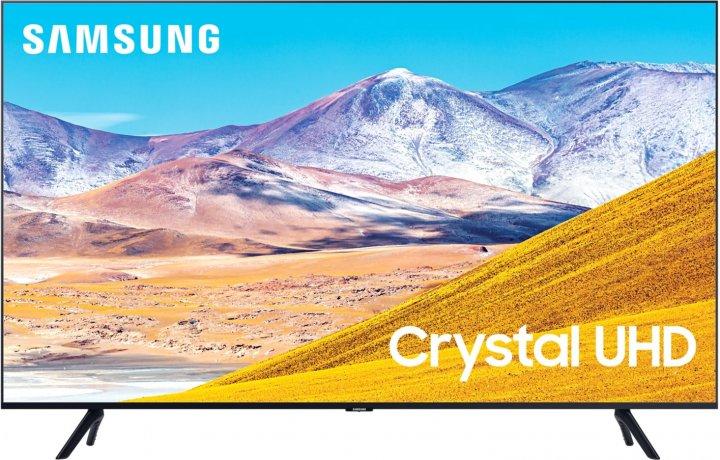 Телевізор Samsung UE50TU8000UXUA - зображення 1