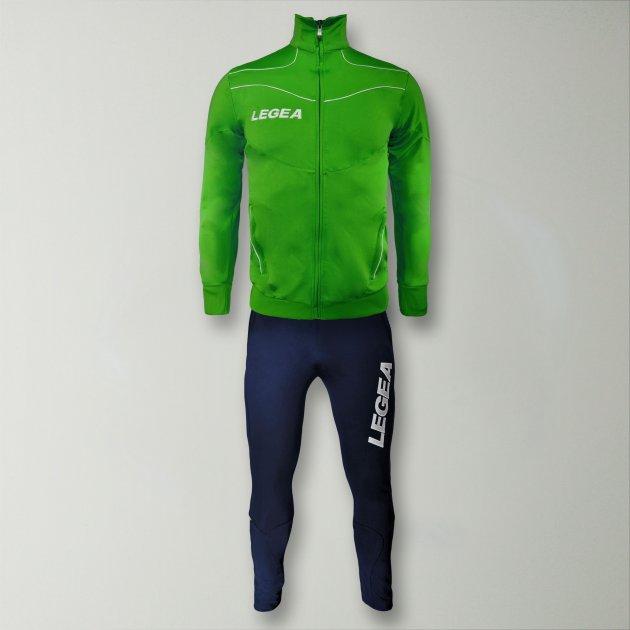 Спортивный костюм Legea Texas XL Green - изображение 1