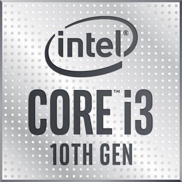 Процесор Intel Core i3 10100 3.6 GHz (6MB, Comet Lake, 65W, S1200) Tray (CM8070104291317) - зображення 1