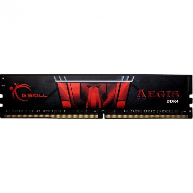 Модуль пам'яті DDR4 8GB/2400 G. Skill Aegis (F4-2400C15S-8GIS) - зображення 1