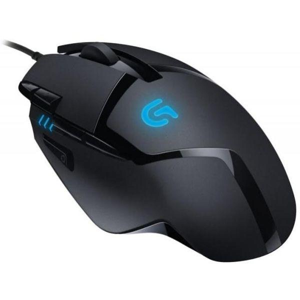 Мышь Logitech G402 Hyperion Fury Black (910-004067) - зображення 1