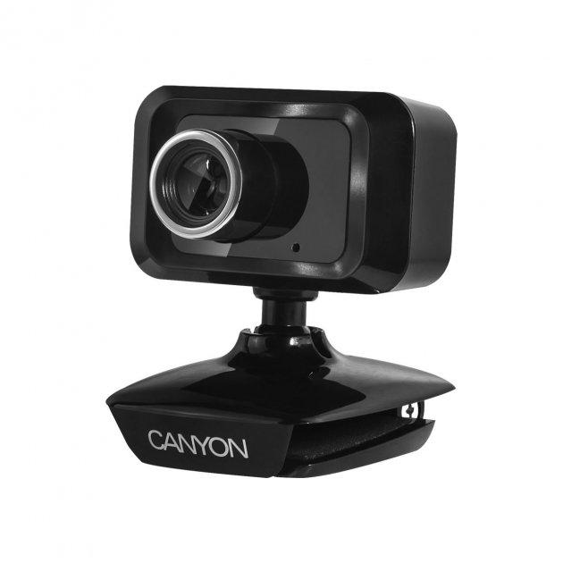 Веб-камера Canyon CNE-CWC1 Black - изображение 1