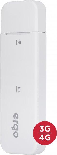 4G USB Wi-Fi роутер Ergo W02
