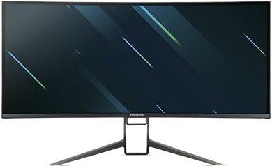 "Монітор LCD 37.5"" Acer Predator X38P, HDMI, DP, Audio out, USB-Hub, MM, IPS, 3840x1600, 175Hz, 1ms, G-Sync, HDR400 - зображення 1"