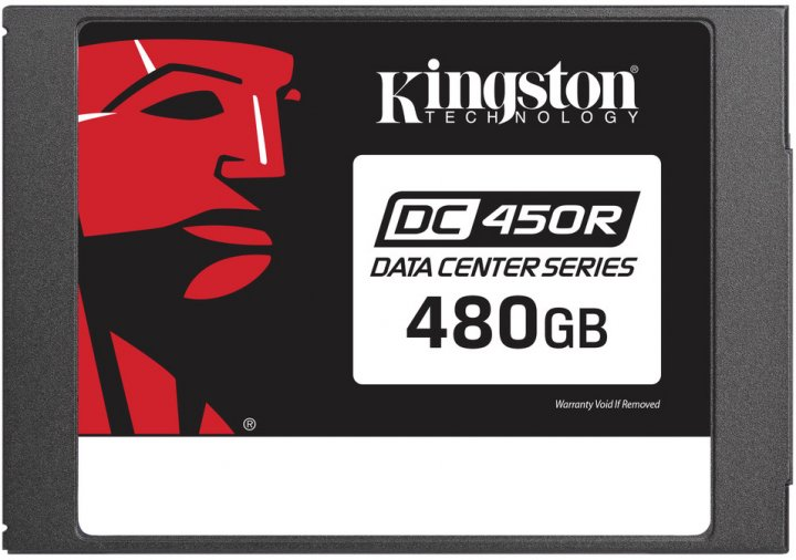"Kingston DC450R 480GB 2.5"" SATAIII 3D TLC (SEDC450R/480G) - зображення 1"