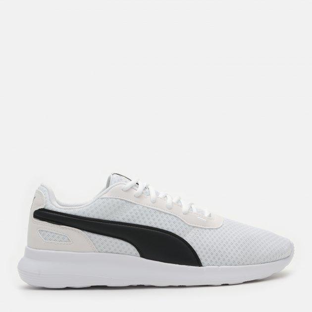 Кроссовки Puma St Activate 36912221 43 (9) 28 см White-Black (4063697781771)