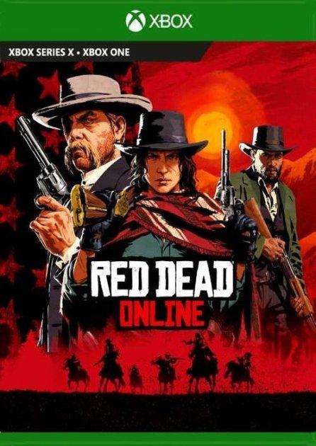 Ключ активации Red Dead Online для Xbox One/Series - изображение 1