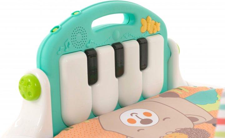 Развивающий коврик Baby Team с пианино (8567)