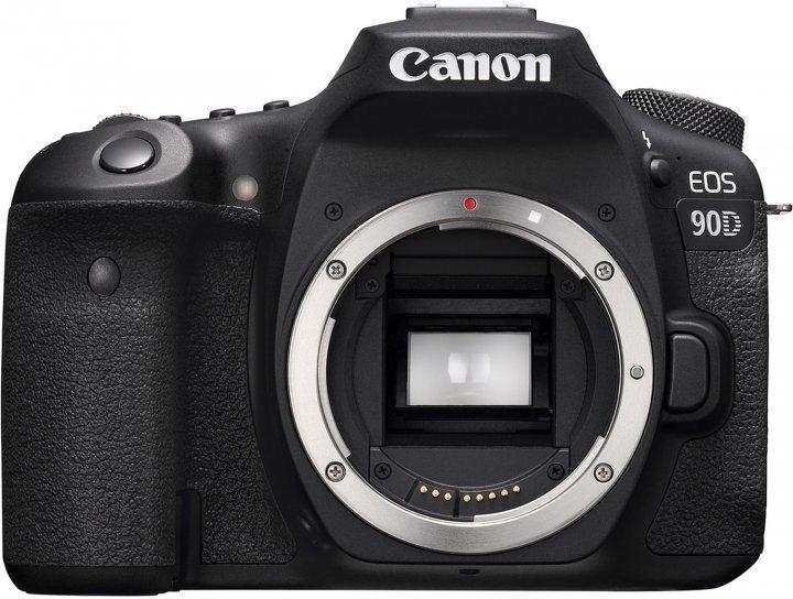 Фотоаппарат Canon EOS 90D Body Black (3616C026) Официальная гарантия!