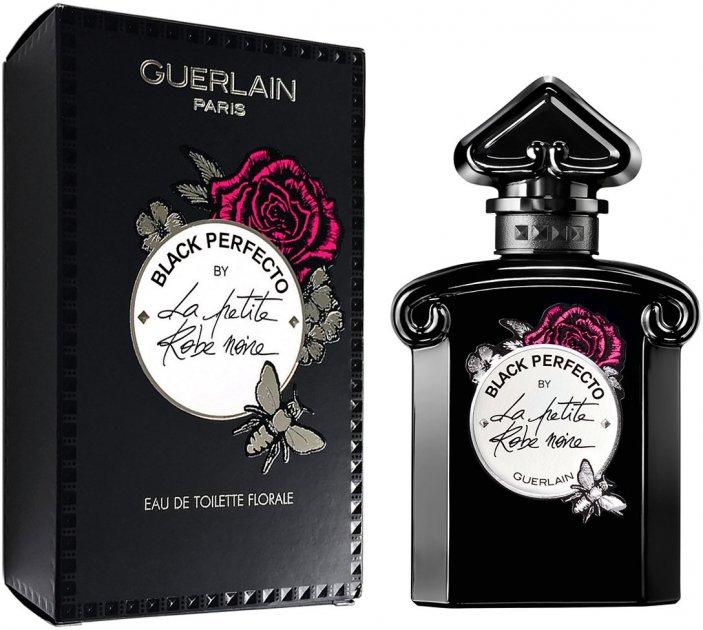 Туалетная вода для женщин Guerlain Black Perfecto By La Petite Robe Noire Florale 30 мл (3346470135260) - изображение 1