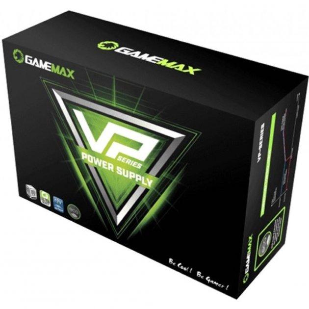 Блок живлення GAMEMAX VP-450 450W - зображення 1