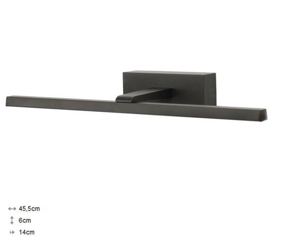 Светильник Nowodvorski VAN GOGH 8W LED S 9351 черный IP44 - изображение 1