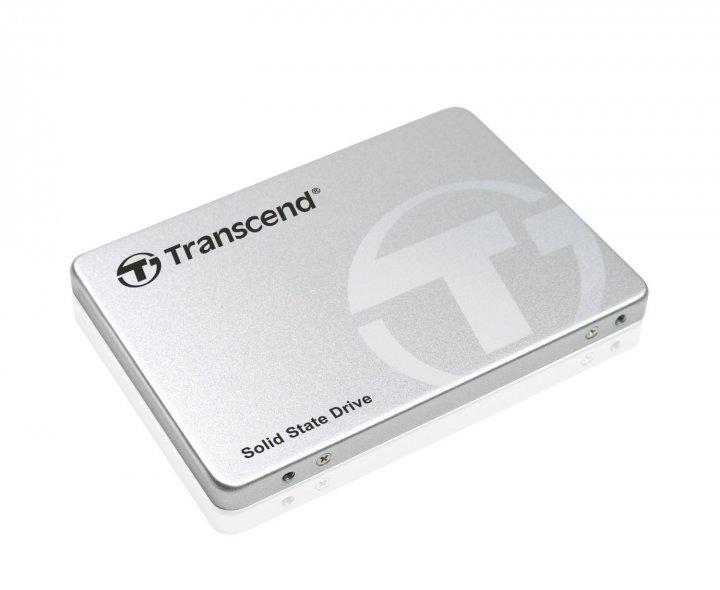 """Накопичувач SSD 128Gb Transcend SSD370 Premium, SATA3, 2.5"""", MLC, 560/460 MB/s (TS128GSSD370S) - зображення 1"""