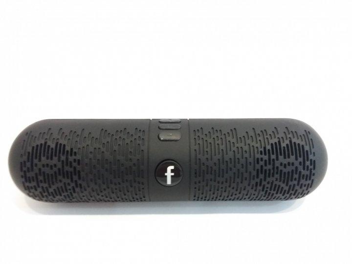Портативна Колонка Bluetooth SPS XC-36 MP3 чорна - зображення 1