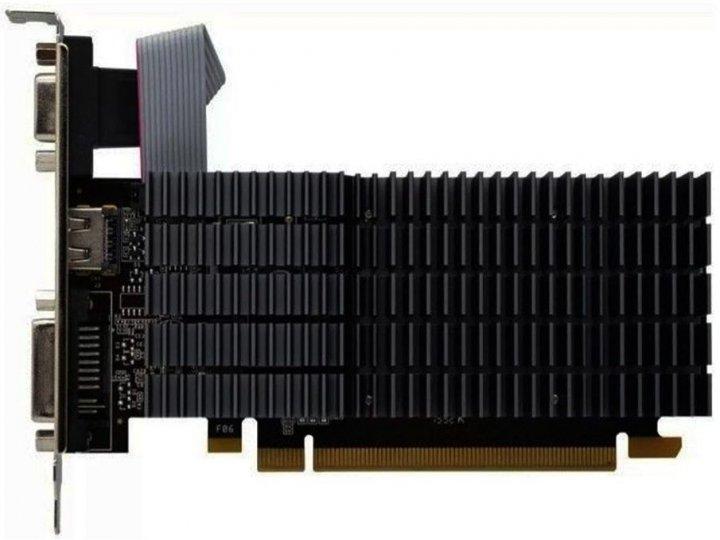 AFOX Radeon HD 5450 1GB DDR3 64 Bit DVI-HDMI-VGA Low profile - зображення 1